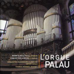 L'orgue del palau