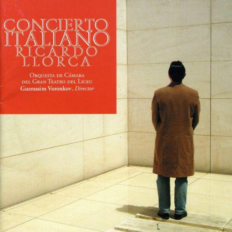Llorca: Concierto italiano