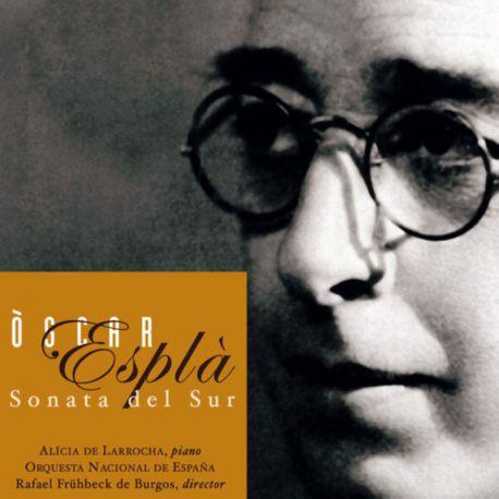 Esplà: Sonata del sur