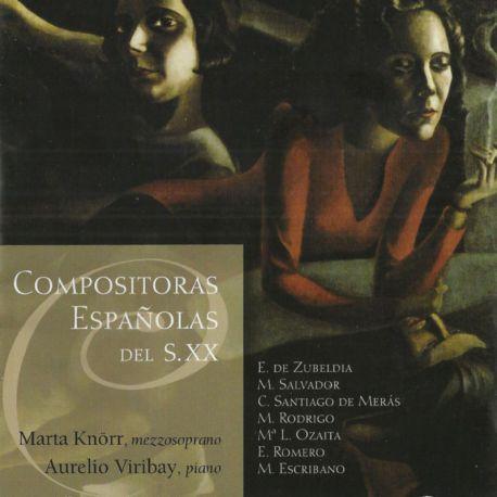 Compositoras españolas del siglo XX