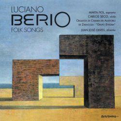 Berio: Folk Songs