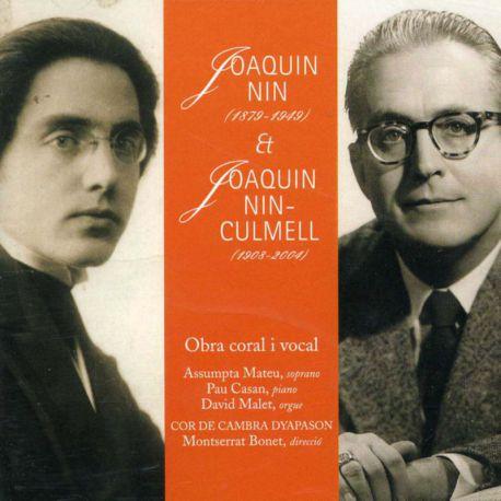 Nin & Nin-Culmell: Obra coral