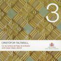 Volums del Palau, Vol.3: Cristòfor Taltabul. Obra Coral