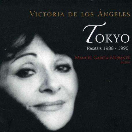 Tokyo. Recitals 1988 – 1990