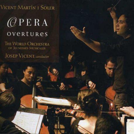 Martín i Soler: Opera Overtures