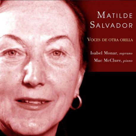 Salvador: Voces de otra orilla