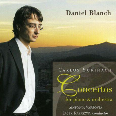 Suriñach: Concierto para piano