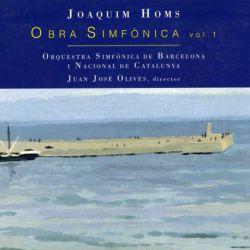 Homs: Obra simfònica, Vol.1
