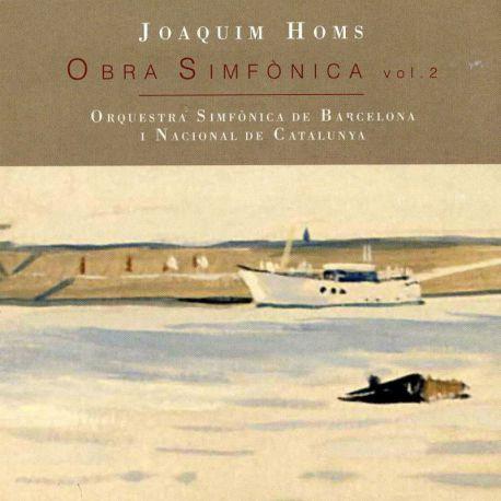 Homs: Obra simfònica, Vol.2