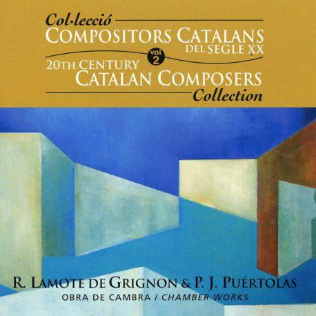 Compositors catalans segle XXI, Vol. 2: Obra de cambra