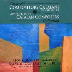 Compositors catalans segle XXI, Vol. 3: Trios de vent