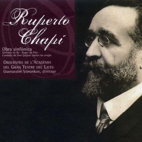 Chapí: Obra sinfónica