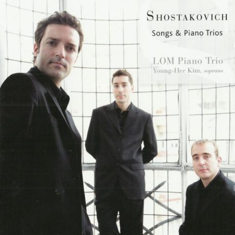 Shostakovich: Songs & Piano Trios