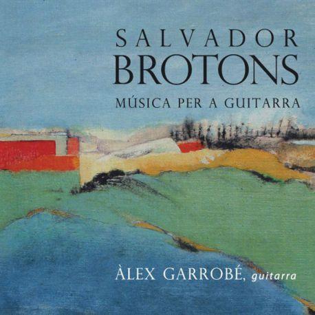 Brotons: Música per a guitarra