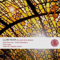 Volums del Palau, Vol.4: Llum nova. Els cants de la senyera