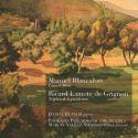 Blancafort: Concert Ibèric & Lamote de Grignon: Tríptico de la piel de toro