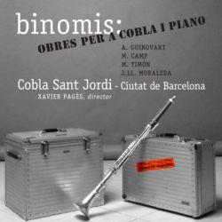 Binomis: Obres per a cobla i piano