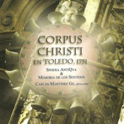 Corpus Christi en Toledo, 1751
