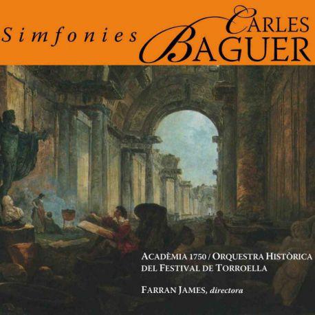Baguer: Simfonies