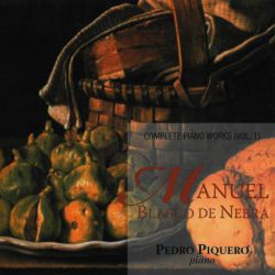 Blasco de Nebra: Complete Piano Works, Vol. 1