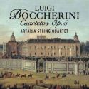 Boccherini: Cuartetos Op.8