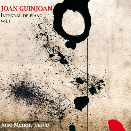 Guinjoan: Integral de piano, Vol. 1