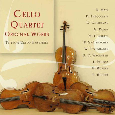 Cello Quartet Original Works