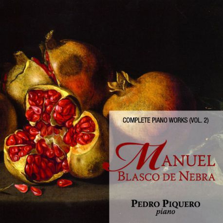 Blasco de Nebra: Complete Piano Works, Vol. 2