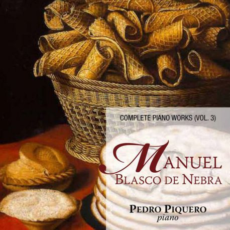 Blasco de Nebra: Complete Piano Works, Vol. 3