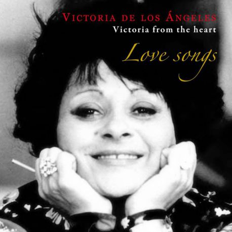 Love Songs. Victoria from the heart