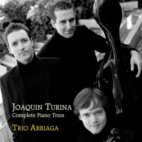 Turina: Complete Piano Trios