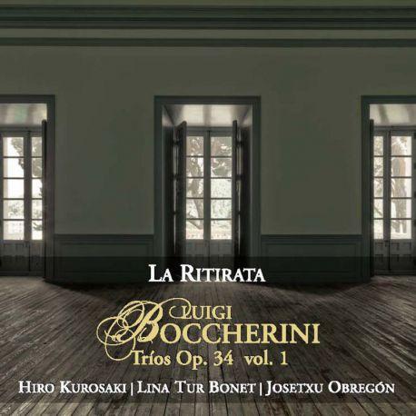 Boccherini: Trios, Opus 34, Vol. 1