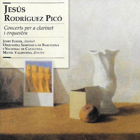 Rodríguez Picó: Concerts per a clarinet i orquestra