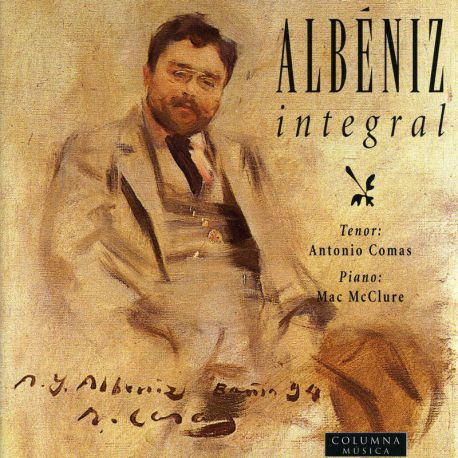 Albéniz: Integral de Cant