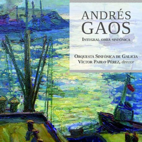 Gaos: Integral obra sinfónica