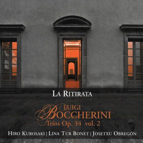 Boccherini: Trios, Opus 34, Vol.2