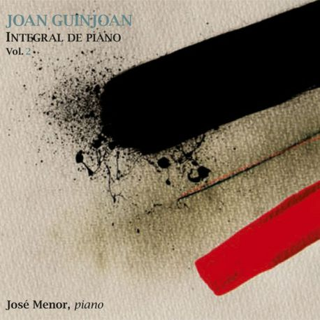 Guinjoan: Integral de piano, Vol. 2