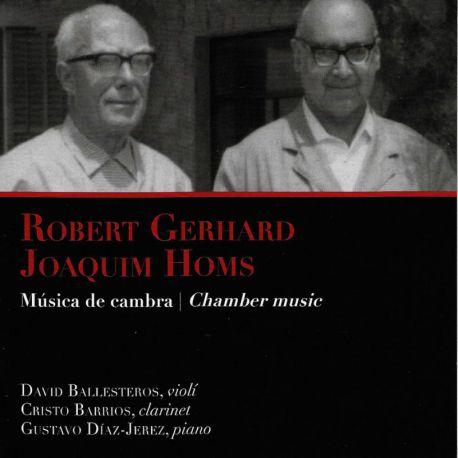 Gerhard & Homs: Música de cambra