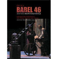 Montsalvatge: Babel 46