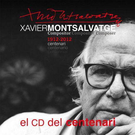 Montsalvatge: El disc del centenari