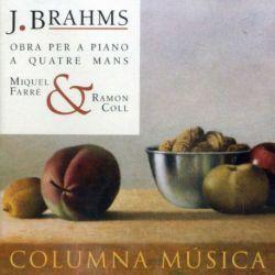 Brahms a quatre mans