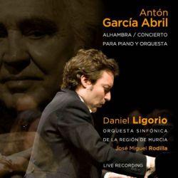 García Abril: Alhambra & Concierto para piano y orquesta