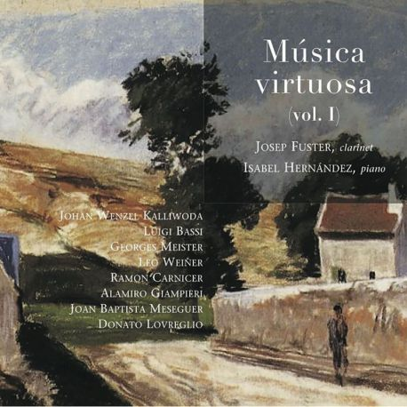 Música Virtuosa, Vol 1