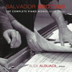 Brotons: Complete Piano Works