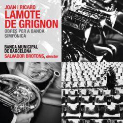 Lamote de Grignon: Obres per a banda simfònica