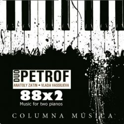 88x2. Music for Two Pianos