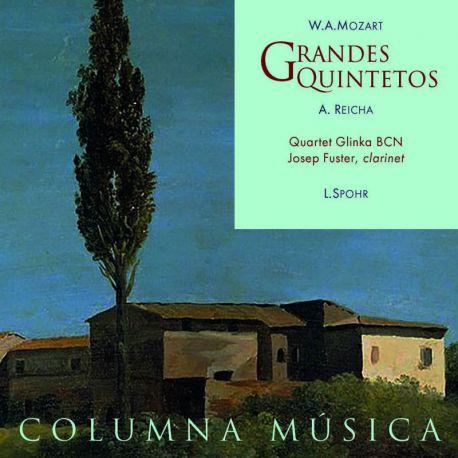Grandes Quintetos, Vol. 1. Reedició