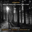 Schumann: Música de cámara para clarinete, viola y piano