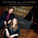 Duo Petrof plays Ant.Petrof