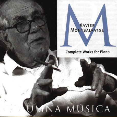 Montsalvatge: Piano integral